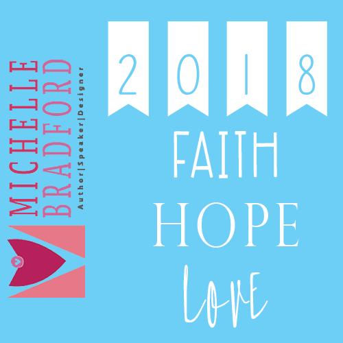 Michelle Bradford 2018 Faith Hope Love